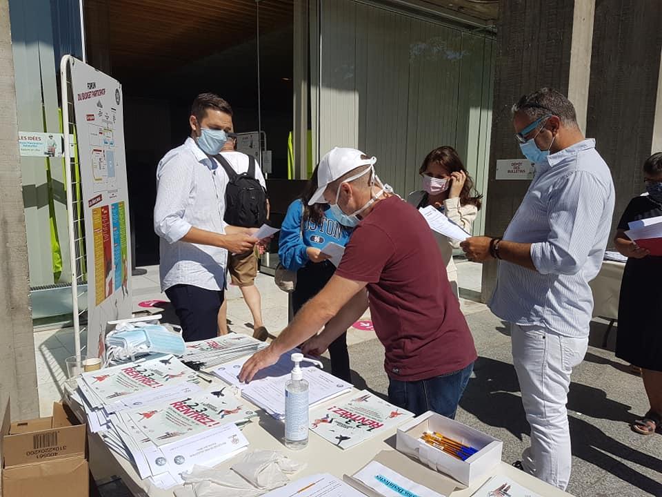 Forum des idées du Budget participatif de Grenoble 2020 © Séverine Cattiaux - Place Gre'net