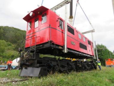 Le train pourra accueillir jusqu'à 200 passagers par trajet. © Tim Buisson – Place Gre'net