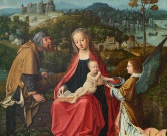Les scènes bibliques et leurs paysages à l'honneur au Musée de Saint-Antoine l'Abbaye