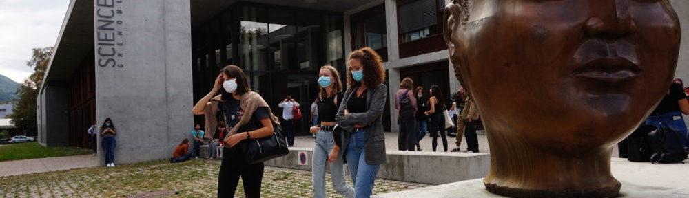 """Produits 100 % halal à Sciences-Po Grenoble: une """"erreur de communication"""", s'excuse l'association"""