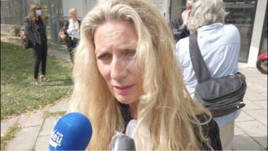 Evelyne Tauleigne, bâtonnier du barreau de Grenoble. © Joël Kermabon - Place Gre'net