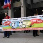 Le Collectif pour la gratuité des transports en commun interpelle la Métropole de Grenoble