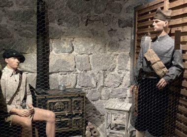 Exposition Armées des Alpes, armées invaincues