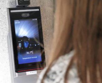 Les caméras thermiques de la Région testées en Isère à la MFR Vignieu-Morestel