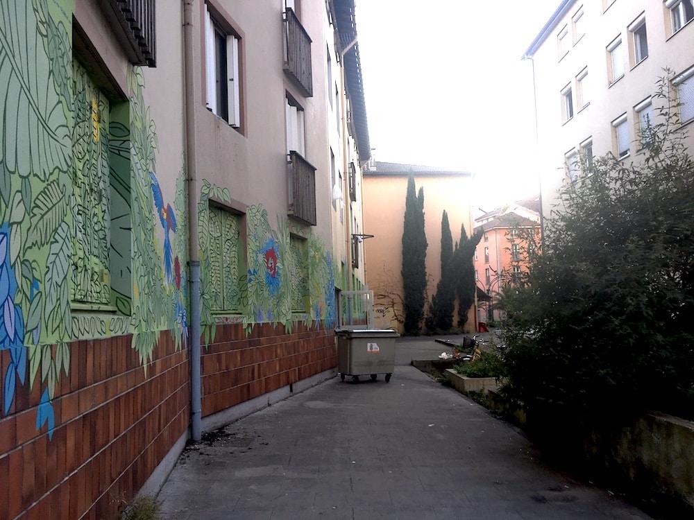Quartier de l'Alma à Grenoble © Patricia Cerinsek