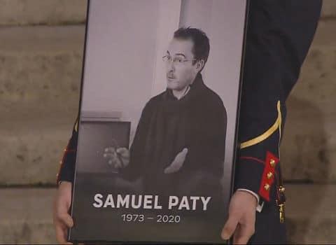 L'Académie de Grenoble dénonce des menaces de mort à Valence dans le cadre de l'hommage à Samuel Paty