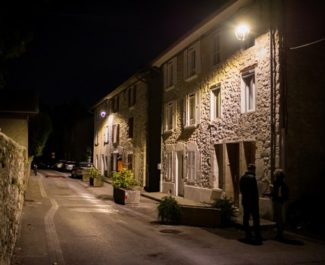 """Claix et Greenalp expérimentent un éclairage urbain """"optimisé"""" pour mieux préserver la biodiversité"""