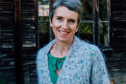 Fabienne Grébert a été désignée chef de file des écologistes pour tenter de succéder à Laurent Wauquiez à la tête de la région Auvergne Rhône-Alpes - DR