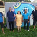 L'association Fontaine Bleu Méditerranée veut favoriser les échanges et les partages entre cultures