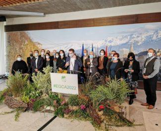 Grenoble élue capitale verte, 8 octobre 2020