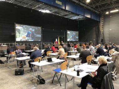 Le pacte de gouvernance métropolitain est sur les rails.Conseil métropolitain du 16 octobre © Laure Gicquel - Placegrenet.fr