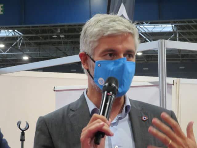 Pour les écologistes, Laurent Wauquiez investit le terrain de la sécurité pour préparer les présidentielles de 2022 © Tim Buisson - Place Gre'net.