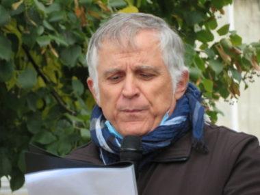 Jean-Luc Tabailloux, pasteur protestant à Grenoble. © Tim Buisson – Place Gre'net
