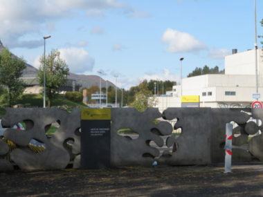 Les eaux usées de Saint-Martin-d'Uriage devraient être prises en charge par Aquapole, la station d'épuration de la Métropole de Grenoble après des travaux de raccordement. © Tim Buisson – Place Gre'net