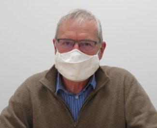 François Bernigaud, vice-président en charge de assainissement à la Communauté de communes Le Grésivaudan, également adjoint à la mairie de Saint-Martin-d'Uriage. © Tim Buisson – Place Gre'net