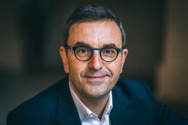 Jérôme Riff, nouveau directeur d'Alpexpo, sous la houlette désormais de la Région Auvergne Rhône-Alpes © Alpexpo