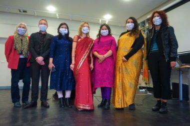 L'équipe d'Indian Cinema Events © Simon Marseille – Place Gre'net