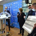 Les purificateurs d'air efficaces à plus de 99 % contre la Covid, annonce la Région Auvergne-Rhône-Alpes