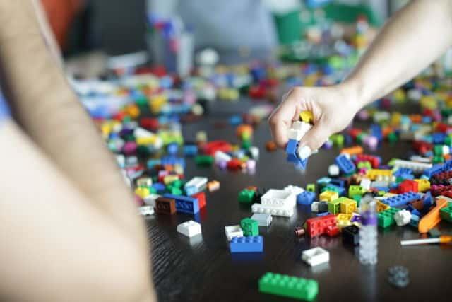 Le Lego Serious Play sera de la partie lors du Festival Transfo 2020. DR