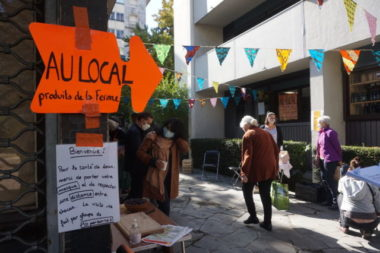 L'inauguration de Au Local commence ce jeudi 8 octobre © Simon Marseille - Place Gre'net