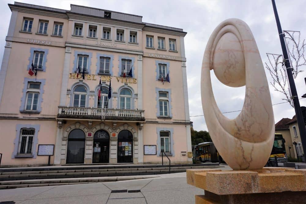 Mairie de Pont-de-Claix © Simon Marseille – Place Gre'net