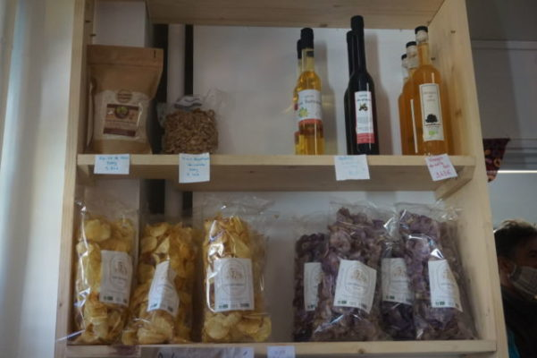 Quelques produits de Au Local © Simon Marseille - Place Gre'net