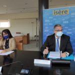 """Finances et dette """"satisfaisantes"""": un rapport de la CRC remplit d'aise le Département de l'Isère"""