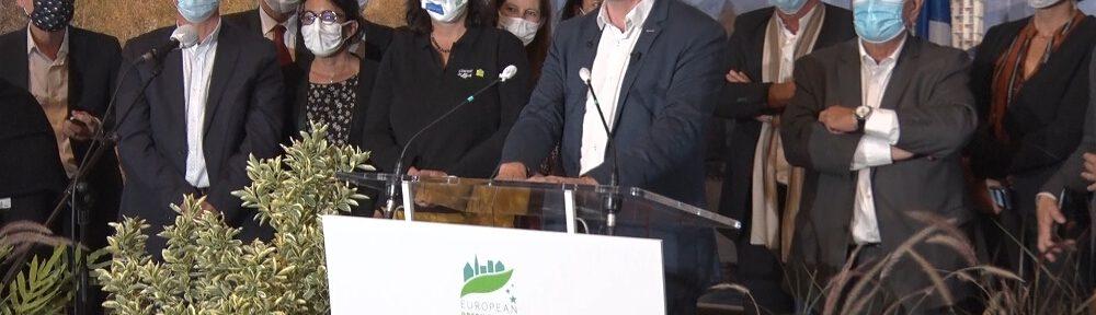 Barbara Pompili viendra à Grenoble pour la distinction capitale verte européenne