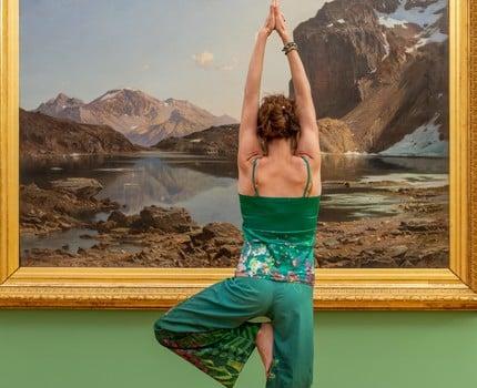 """Danse, Yoga... Le Musée de Grenoble lance des """"slow visites"""" un lundi par mois parmi ses collections"""