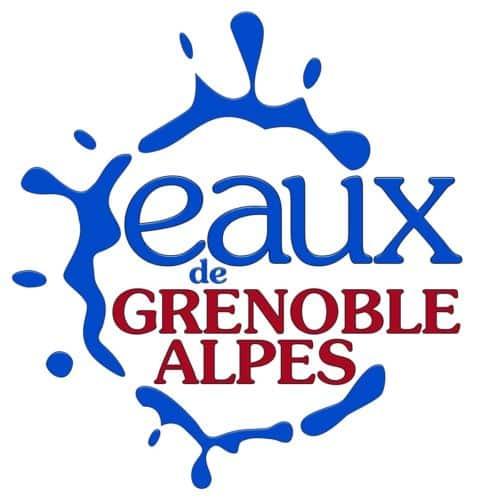 Le logo Eaux de Grenoble-Alpes doit figurer sur les tenues et les véhicules des agents. En cas de doute, les usagers ne doivent pas hésiter à demander leur carte professionnelle. © Eaux de Grenoble