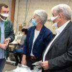 """La Ville de Grenoble expérimente les """"masques inclusifs"""" pour les publics sourds et malentendants"""
