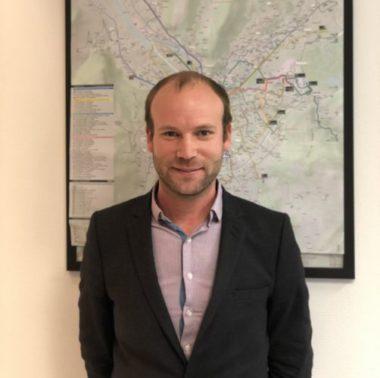 Sylvain Laval, nouveau président du SMMAG © Laure Gicquel