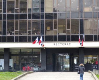Le rectorat de l'académie de Grenoble. © Léo Graff - Place Gre'net