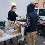 La galère d'un allocataire du RSA pour trouver de l'aide alimentaire les premiers jours du reconfinement