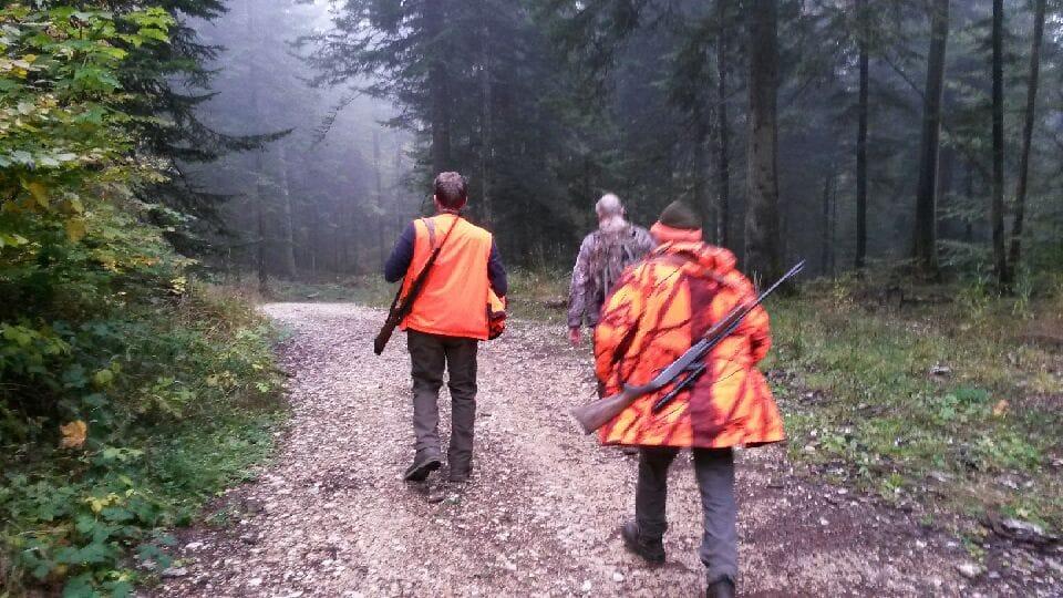 Les associations demandent au préfet de l'Isère de ne pas autoriser la chasse durant le confinement © Séverine Cattiaux - Place Gre'net