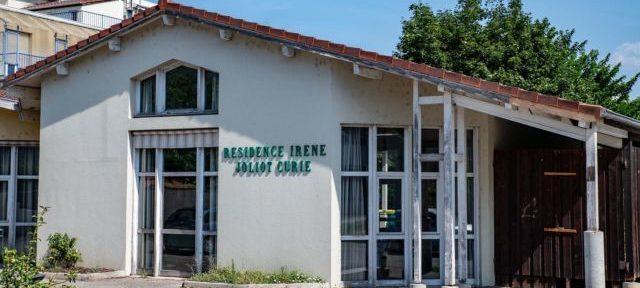 L'Ehpad Irène Joliot-Curie de Pont-de-Claix. © Photo DR