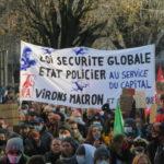 La manifestation a rassemblé plusieurs milliers de manifestants. © Tim Buisson – Place Gre'net