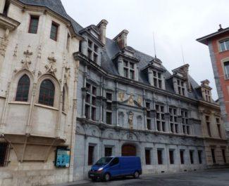 """Le Département de l'Isère valide le projet de """"rénovation et valorisation"""" du Palais du parlement de Grenoble"""