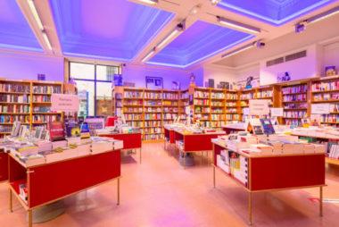 La libraire Arthaud souhaite passer de 60 000 à 100 000 références à terme. Photo DR