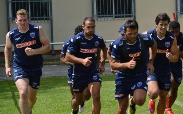 Fabien Gengenbacher FC Grenoble