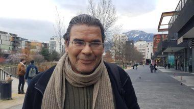 Grenoble : pourquoi Hosni Ben Redjeb a quitté la majorité. Hosni Ben Redjeb, conseiller municipal non inscrit, ex-colisiter de Grenoble en commun, décembre 2020 © Séverine Cattiaux - placegrenet.fr