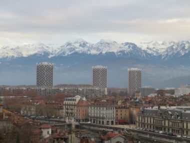 La croissance démographique de la Métropole de Grenoble augmente très légèrement depuis une dizaine d'années. © Tim Buisson – Place Gre'net