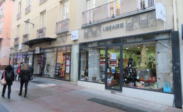 Marc Bordier a racheté la librairie Arthaud le 15 octobre 2020. © Tim Buisson – Place Gre'net