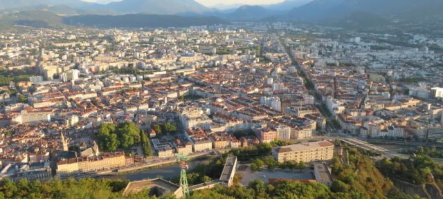 """La ville de Grenoble a remporté le label """"territoire engagé pour la nature"""". © Tim Buisson – Place Gre'net"""