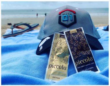 Caffè in spiaggia.  © Piccolo