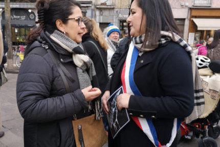 Quasi-inconnue jusqu'à la réélection de Christophe Ferrari à la Métropole de Grenoble, l'ascension de Laetitia Rabih divise