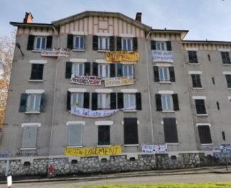 Squat de l'Abbaye à Grenoble: le PCF 38 appelle à un conventionnement rapide du site