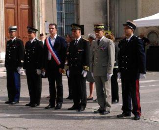 Commémoration des soldats morts pour la France en Afrique du nord samedi 5 décembre à Grenoble