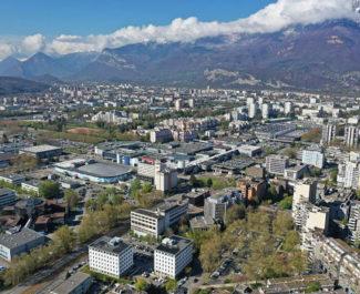 Couv Centralité Sud, Grandalpe. Crédit Métropole de Grenoble