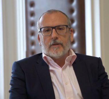 Bernard Bensaïd, président fondateur de Doctegestio et repreneur de l'activité du groupe hospitalier mutualiste à Grenoble -Capture d'écran https://www.youtube.com/watch?v=9YtLV1o2CDY